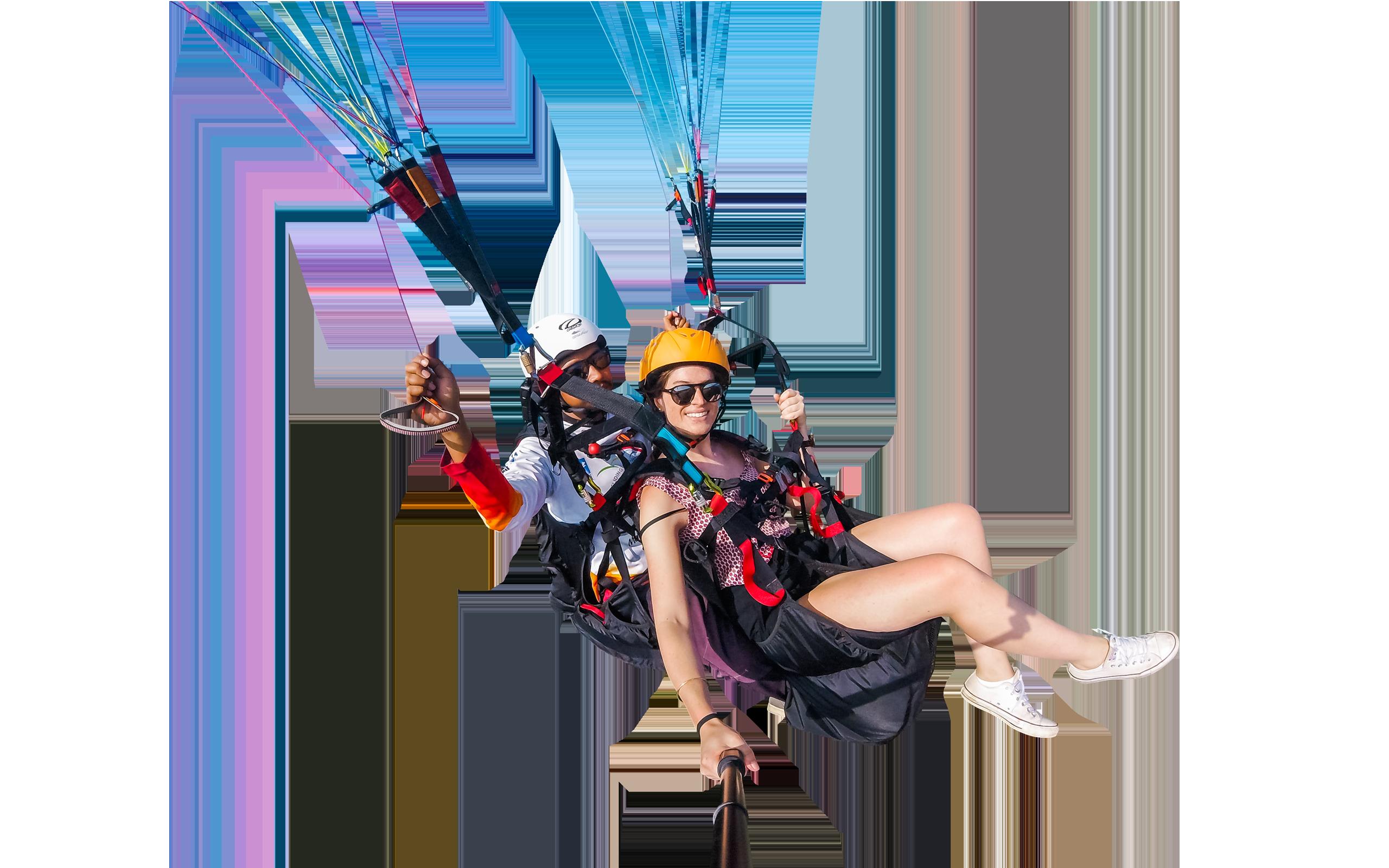 Riug Paragliding Tandem Pilot