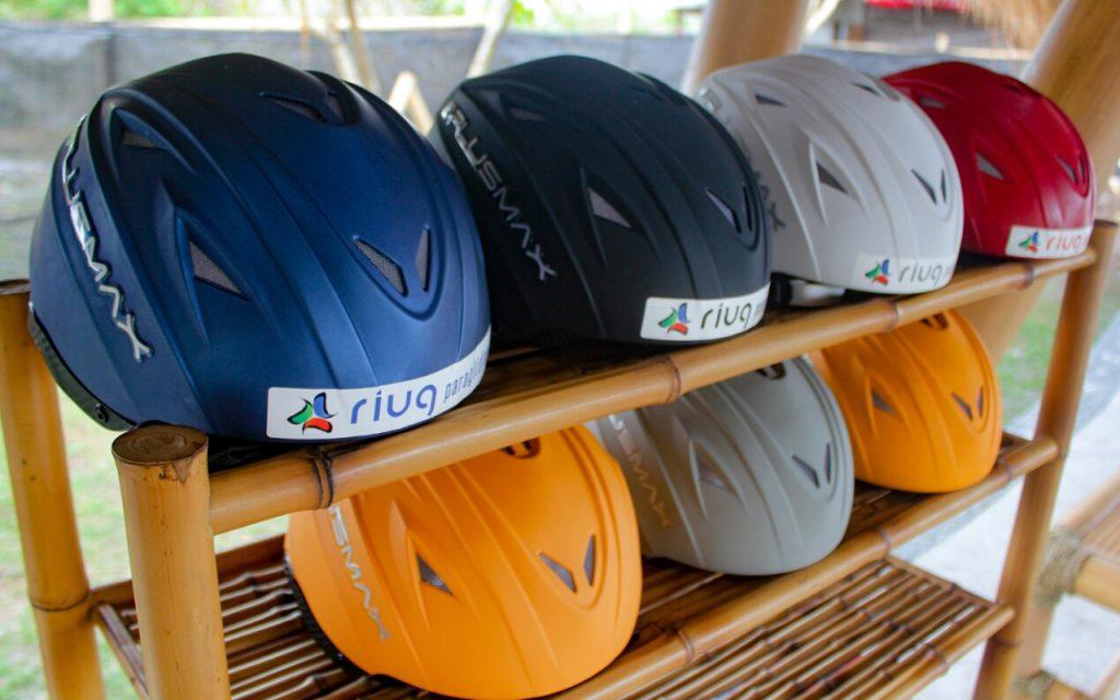 Riug Paragliding Certified Helmets